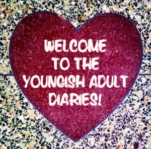 welcome to the youngish adult diaries