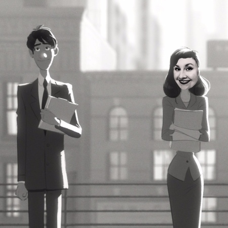 paperman spoof